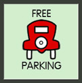 Free Parking for Chiropractic Clinic in Waterloo, ON