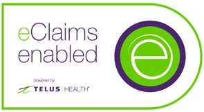 Telus Health eClaims submission available
